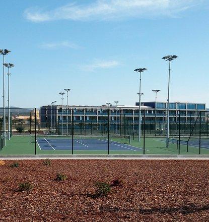 Trung tâm tennis vnta